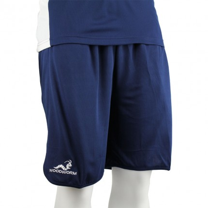 Woodworm Pro Series Shorts Navy