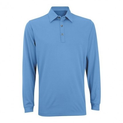 Ashworth Performance EZ SOF Long Sleeve Polo