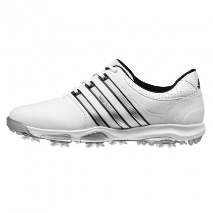 Adidas Tour 360 X WD Golf Shoes White / Black