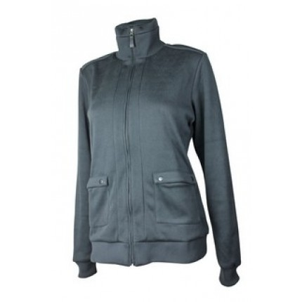 Adidas Womens Climalite Knit Jacket