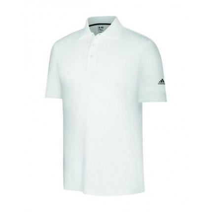 Adidas ClimaLite Stretch Pique Polo