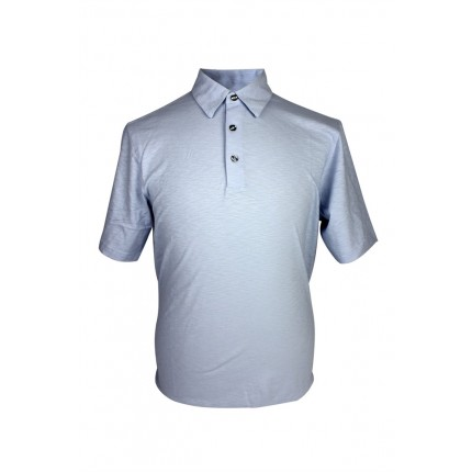 Ashworth Mens Slub Polo