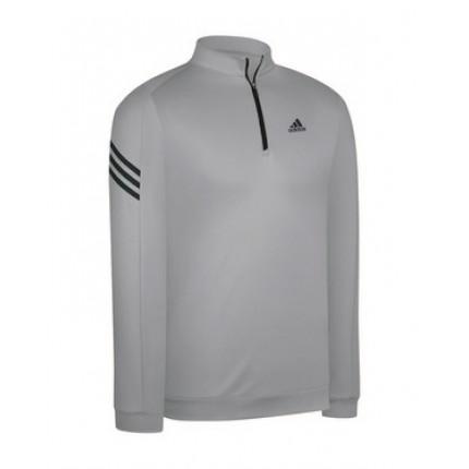 Adidas Mens ClimaLite Half Zip Pullover