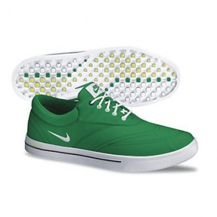 Nike Lunar SwingTip Canvas Golf Shoes