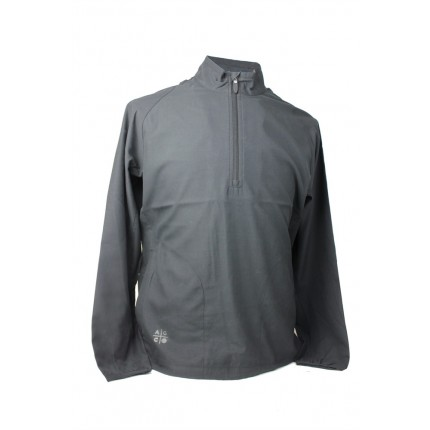 Ashworth Mens Half Zip Windshirt
