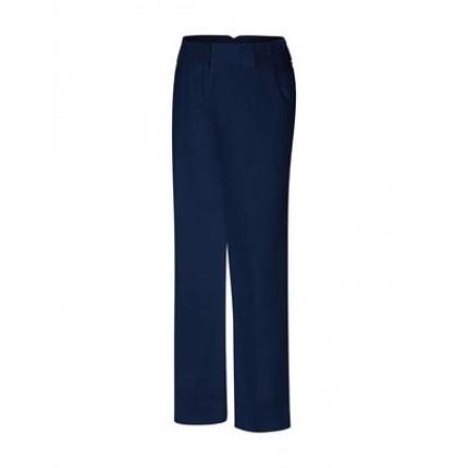Adidas ClimaLite Ladies Pinstripe Trousers - Navy