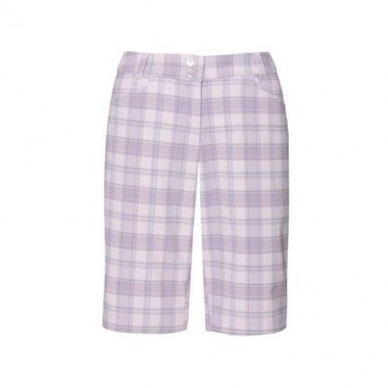 Callaway Ladies Malin Plaid Shorts