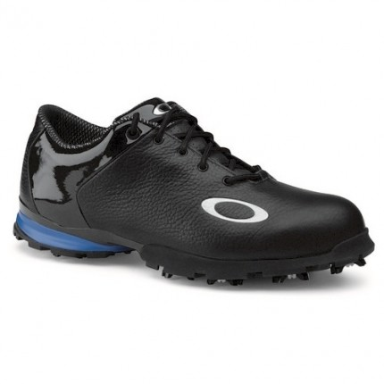 Oakley Blast WP Leather Regular Fit Golf Shoes - Black