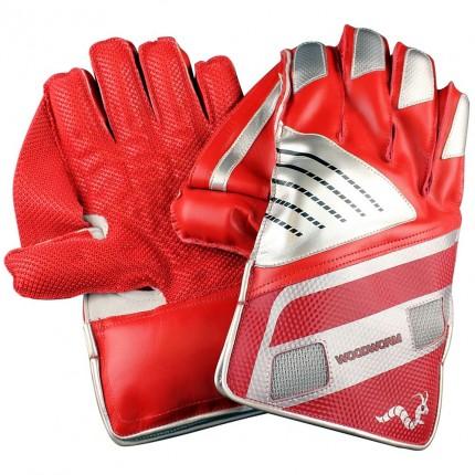 Woodworm Cricket Elite Mens Wicket Keeping Gloves