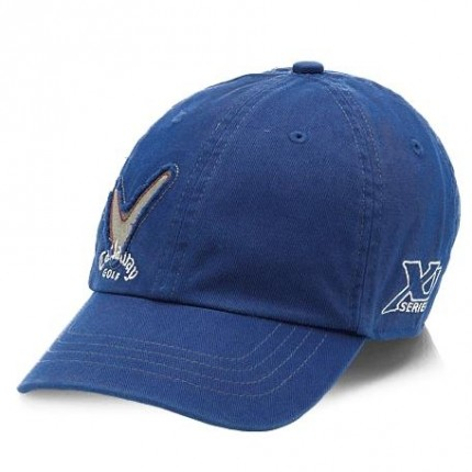 Callaway XJ Junior Golf Cap - Blue
