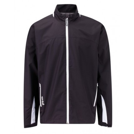 PING Hydro Waterproof Golf Jacket - Black