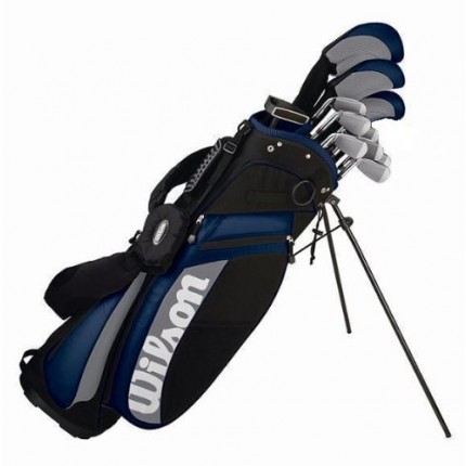 Wilson Tour RX Mens Right Hand Golf Clubs Set
