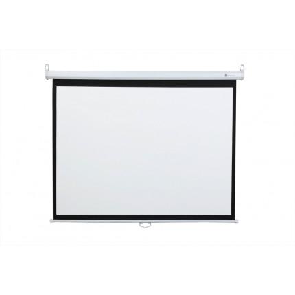 "Ex-Demo Homegear 60"" HDTV 4:3 Manual Projector Screen"
