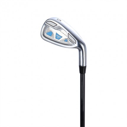 Young Gun SGS V2 Junior Golf Irons Blue Ages 6-8