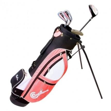Confidence FWS Junior Golf Girl Set