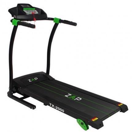 Ex-Demo ZAAP TX-2000 Electric Treadmill Running Machine