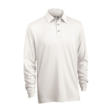 Ashworth Mens Long Sleeve Polo Shirts