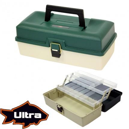 Ultra Fishing Pro Tackle Box