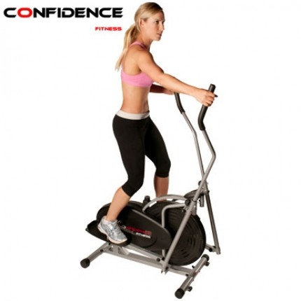 Confidence Elliptical Cross Trainer