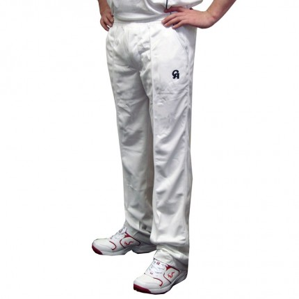 CA Cricket Whites Cricket Trousers