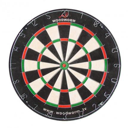 Woodworm Bristle Dart Board