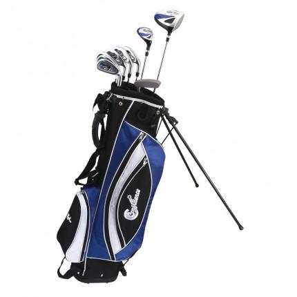 Confidence Power II Hybrid Golf Clubs Set + Bag Left Hand