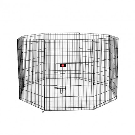HQ Pet Metal Dog Playpen - Large