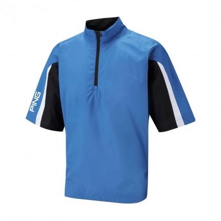 Ping Hydro Golf Playing Top - Delph Blue / Black
