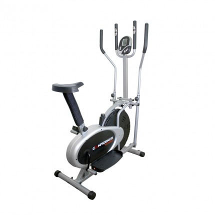 EX-DEMO Confidence PRO 2-in-1 Cross Trainer and Bike