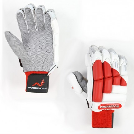Woodworm Firewall Pro Series Batting Gloves