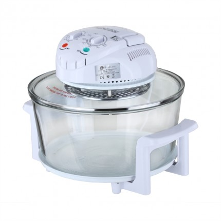 Homegear Dual Power Halogen Convection Mini Oven