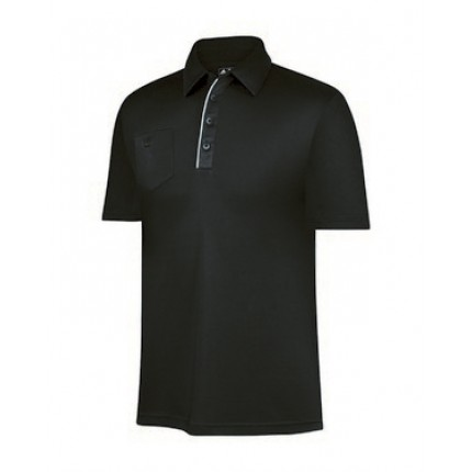 Adidas Mens ClimaCool Piped Polo