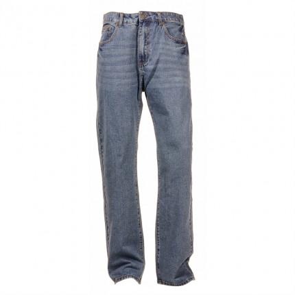 Ciro Citterio Denim Straight Cut Jeans Light Blue