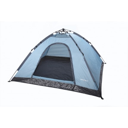 North Gear Automatic Pop Up 4 Man Tent