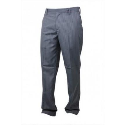 Adidas Mens Climalite Stripe Trouser Blk