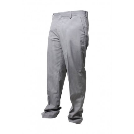 Adidas Mens Pinstripe Trousers