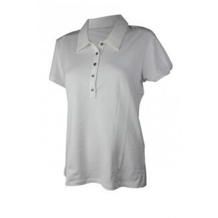 Adidas Womens Short Sleeve Polo