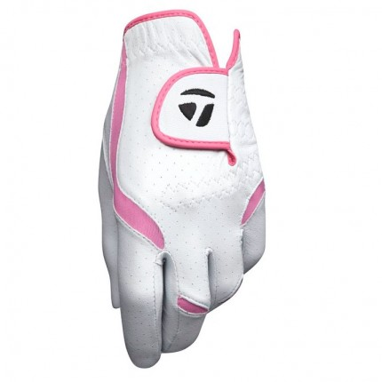 TaylorMade Stratus Ladies Golf Glove Pink