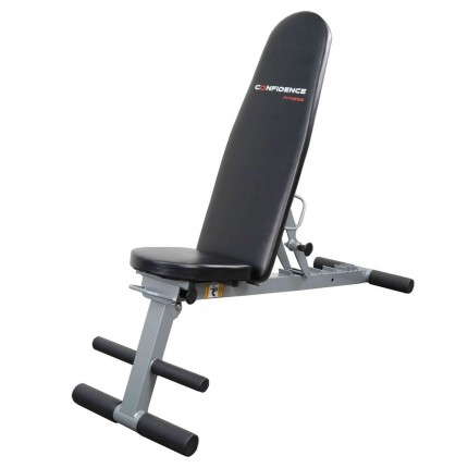 Confidence Fitness Adjustable Training Bench