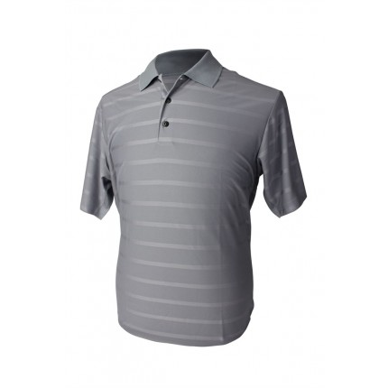 Adidas Mens ClimaCool Energy Polo - Fine Stripe