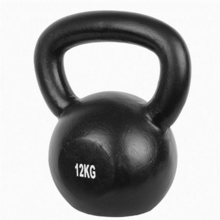 Confidence Pro 12kg Cast Iron Kettlebell