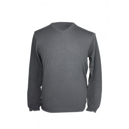 Ashworth Mens Merino V-Neck Sweater
