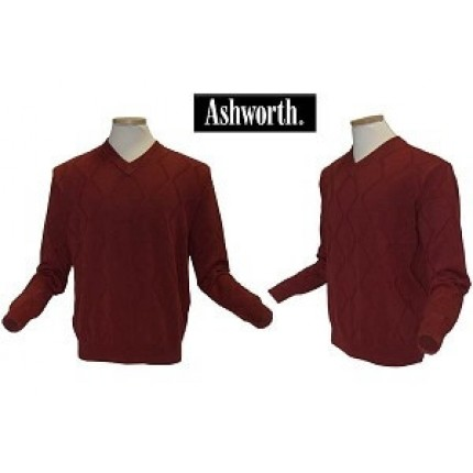 Ashworth Mercerized cotton sweater