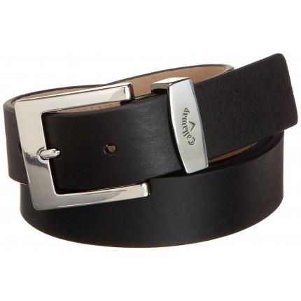 Callaway Golf ERC Black Leather Belt