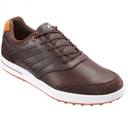 Stuburt Urban Control Spikless Golf Shoes- Brown