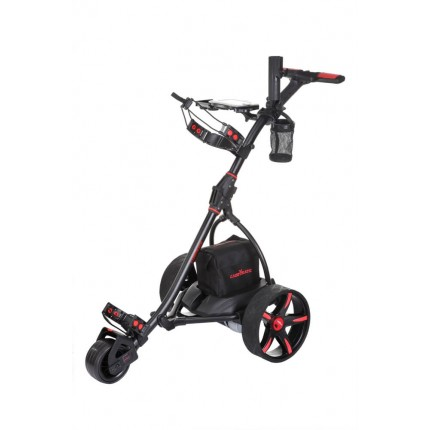 Caddymatic V1 Electric Golf Trolley Black Special