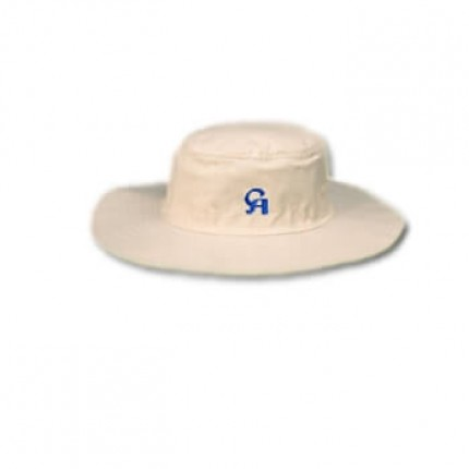 CA Cricket Wide Brim Sun Hat - Medium