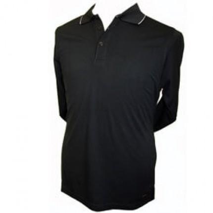 Confidence Long Sleeve Polo Shirt