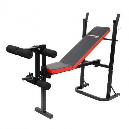 Confidence Fitness Adjustable Weight Lifting Bench V2