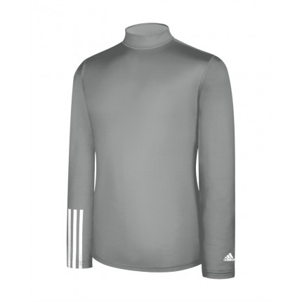 Adidas Mens Thermal Long Sleeve Mock